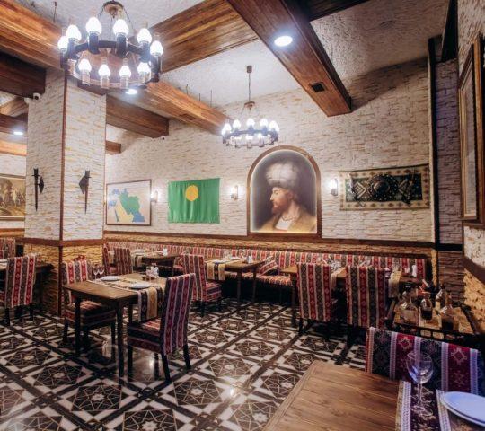 Shah Restaurant & Gallery
